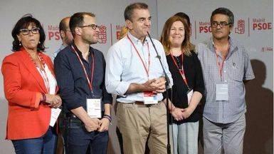 Franco, cabeza de los 'sanchistas' en el 'congresillo' del PSOE-M