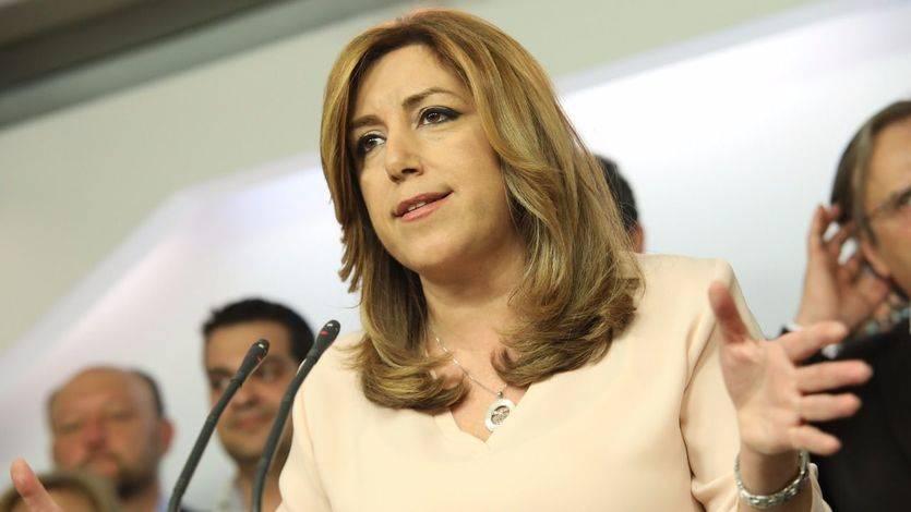 Susana Díaz mantendría el bastión andaluz pese al fiasco de su guerra por Ferraz