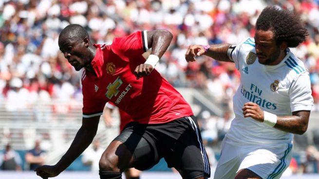 El Madrid inicia con un empate su andadura en pretemporada: 1-1 frente al United de Mourinho
