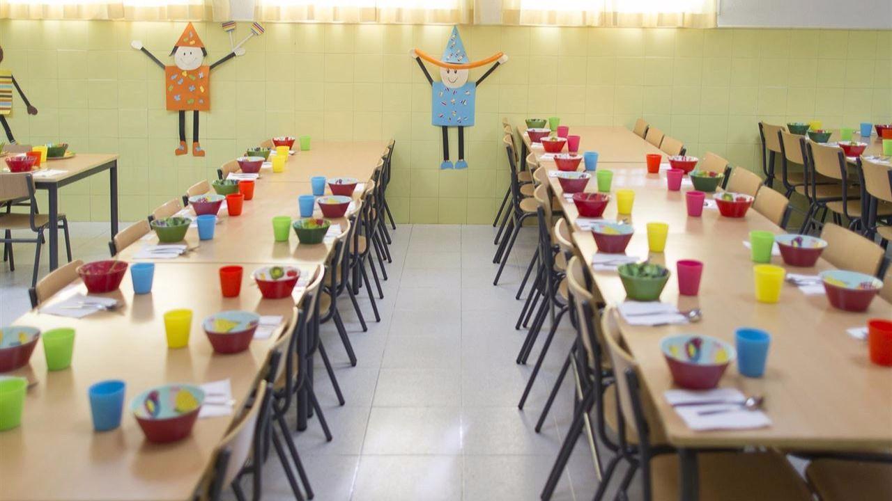 El pr ximo curso escolar tendr ayudas de comedor for Ayudas para comedor escolar