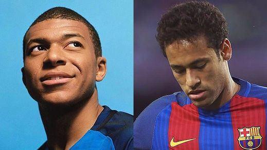 Horas decisivas e históricas para el fútbol: Mbappé y Neymar harán saltar la banca