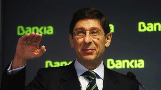 Bankia ganó 514 millones de euros hasta junio, un 6,7% más
