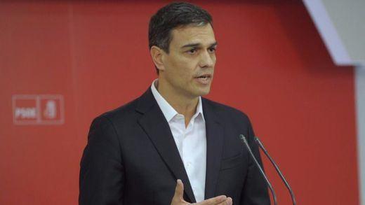 Sánchez exige a Rajoy que dimita: