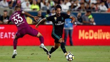 Las probaturas de Zidane y un Madrid lleno de canteranos caen 4-1 ante el City