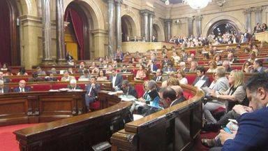 El Consejo de Estado avala recurrir al Constitucional las 'trampas' reglamentarias del Parlament