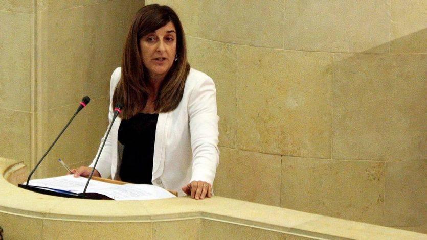 María José Sáenz de Buruaga, presidenta del PP de Cantabria