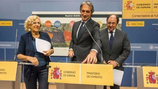 El Gobierno central cierra con el equipo de Carmena el gran proyecto para revitalizar los negocios de Madrid