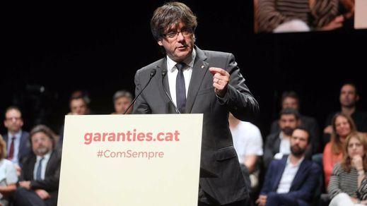 La Generalitat denuncia a la Guardia Civil por sus interrogatorios sin orden judicial