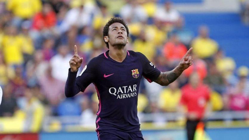 Neymar levanta todas las alarmas: no regresó a Barcelona con el resto del equipo