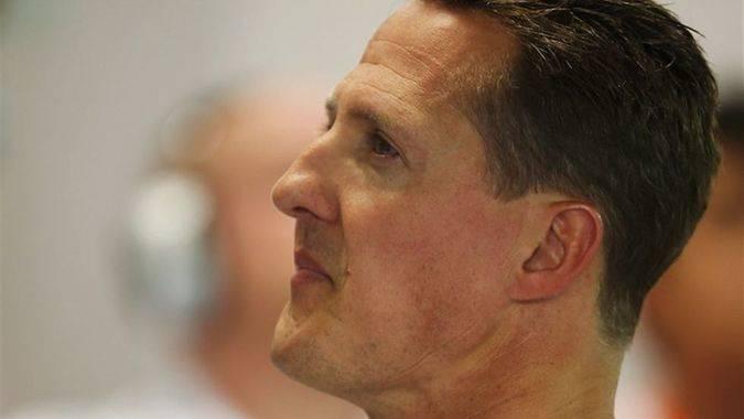 La verdadera historia de la foto de Schumacher enfermo en la cama