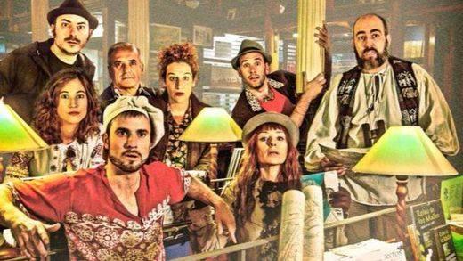 'La comedia de los enredos', una farsa shakesperiana, llena de acción trepidante