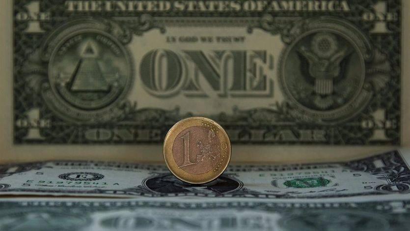 El eurodólar roza el 1,18 y ya se encuentra en máximos desde enero de 2015