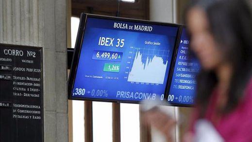Los grandes del Ibex impulsan al selectivo hasta los 10.586 puntos
