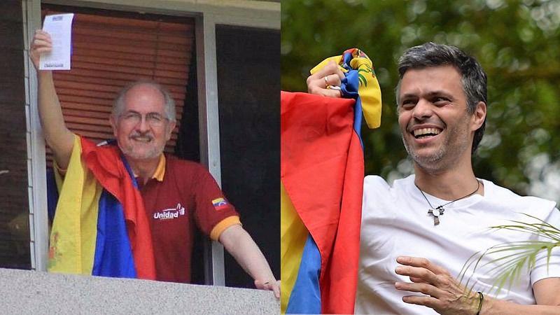 Maduro guarda silencio mientras que la comunidad internacional exige la liberación de Leopoldo López y Antonio Ledezma