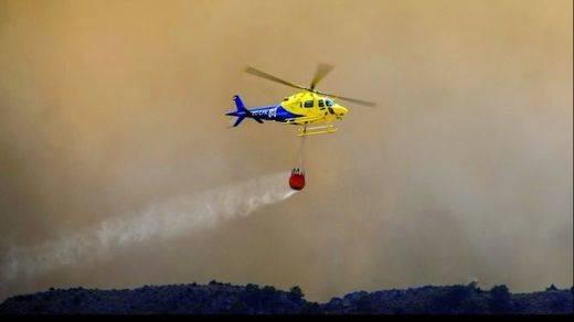 IU Albacete considera urgente replantear las políticas de lucha contra incendios, mientras empieza a controlarse el de Yeste