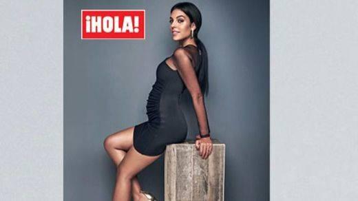 Confirmado el rumor del verano: Georgina Rodríguez, embarazada de Cristiano Ronaldo