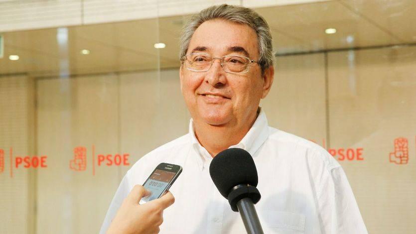 Toni Ferrer, secretario de Empleo del PSOE