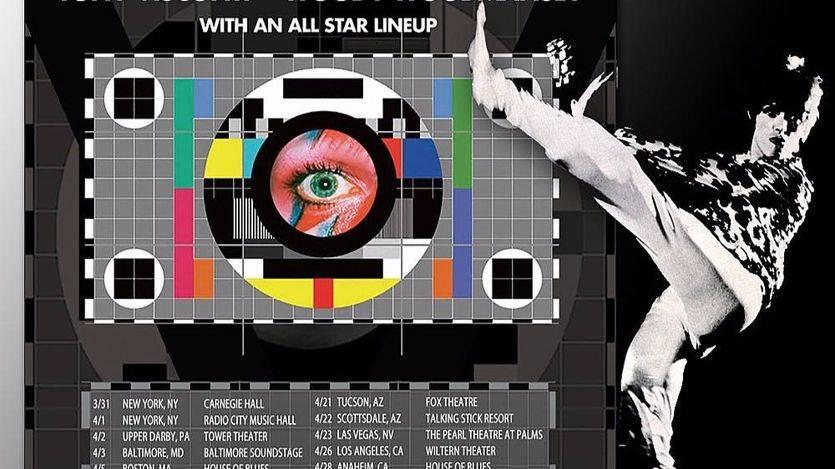 El productor de Bowie y una de las Arañas de Marte vendrán a España a revivir a Ziggy Stardust