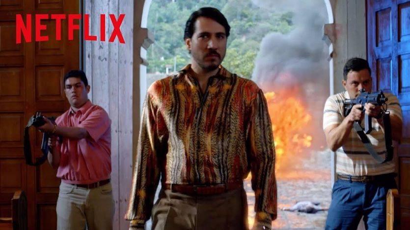 'Narcos' presenta el espectacular tráiler de su tercera temporada