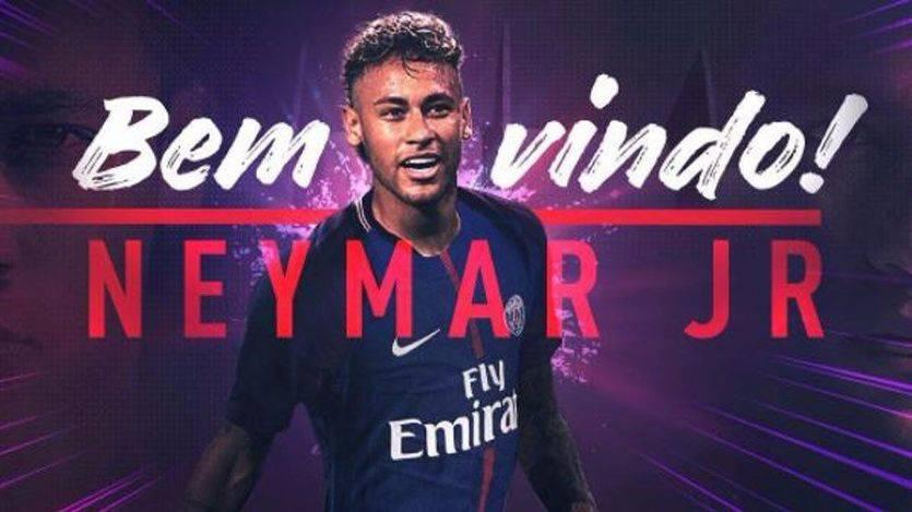 Fin del 'culebrón: Neymar ya es del PSG tras aceptar el Barça sus 222 millones (vídeo de despedida del jugador)