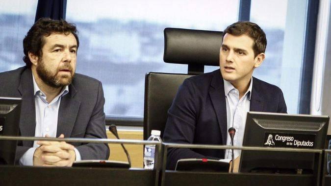 Ciudadanos ve normal que los ciudadanos 'castiguen' la corrupción del PP en las encuestas
