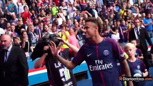 El PSG ya ha hecho efectivos al Barça los 22 millones por Neymar y ya puede jugar con los parisinos
