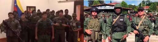El gobierno de Maduro asegura haber frenado un alzamiento militar en Venezuela