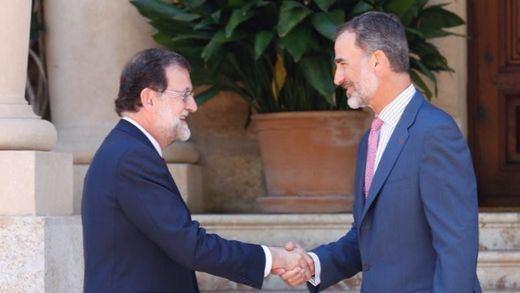 Rajoy abre la puerta a debatir sobre la reforma del modelo territorial en la Constitución después del 1-O