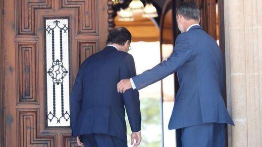 Rajoy no piensa en el relevo generacional: promete estar