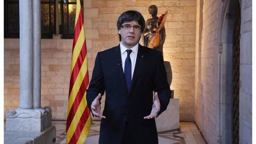 El Govern catalán se pone chulo: adelanta que no acatará la suspensión del Tribunal Constitucional de la ley de referéndum del 1-0