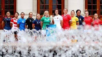 Mundial: las 'leonas' del rugby buscan mejorar y superar el noveno puesto de la anterior edición (vídeo)