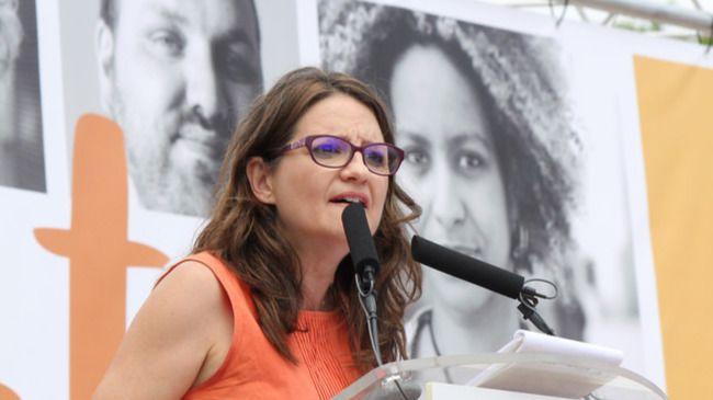 Donar la capacidad de gestación: la alternativa de Mónica Oltra a la propuesta de Ciudadanos