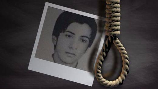 Irán: vergonzosa ejecución de un hombre detenido a los 15 años