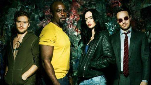 'The Defenders': la serie culmen de Marvel en Netflix con Daredevil, Iron Fist, Luke Cage y Jessica Jones