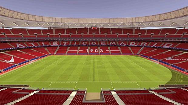 El estreno del nuevo estadio del Atleti será el 16 de septiembre ante el Málaga