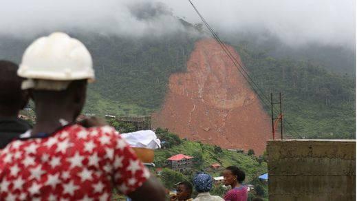 Emergencia en Sierra Leona: centenares de muertos y desaparecidos por las inundaciones