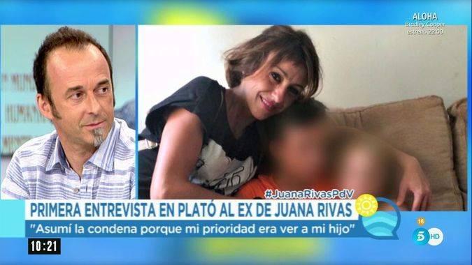 El ex marido de Juana Rivas: 'Tiene todavía la posibilidad de ser madre si quiere'