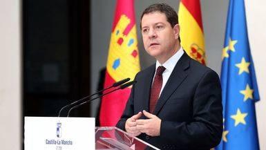 """García-Page condena rotundamente el """"ruin, mezquino y miserable"""" atentado terrorista de Barcelona"""