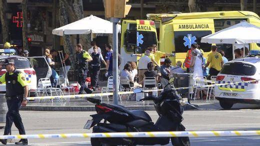 La célula yihadista planeaba un atentado mucho mayor con cientos de muertos con el uso de potentes explosivos