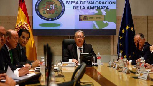 El Gobierno decide mantener, aunque reforzado, el nivel 4 de alerta terrorista
