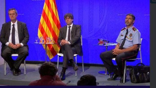 Últimos datos sobre los atentados de Cataluña: se evitaron una explosión en Barcelona y cuchilladas en Cambrils