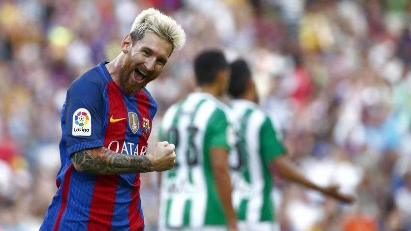 Madrid y Barça cumplen los pronósticos y ya desde la primera jornada encabezan la Liga