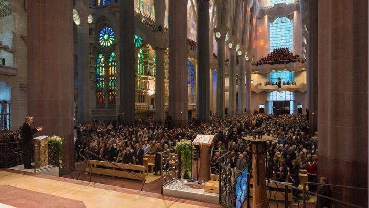 Misas por las víctimas de los atentados en Cataluña