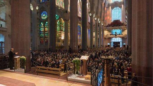 Los terroristas de Cataluña pretendían atentar contra la Sagrada Familia