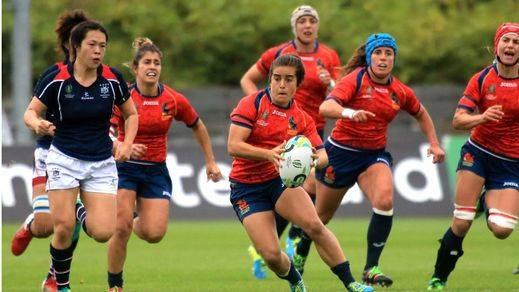 Nueva victoria de 'las leonas' en el mundial de rugby con paliza a Hong Kong