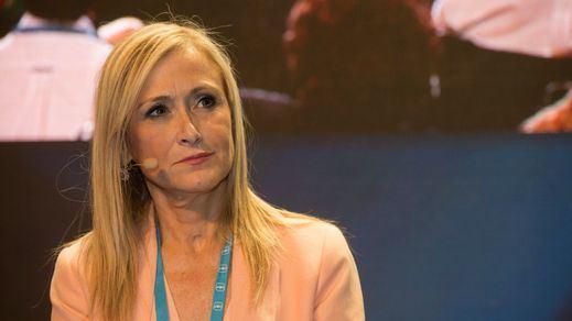 Cristina Cifuentes y la CUP rectifican y asistirán a la manifestación solidaria con Barcelona del sábado