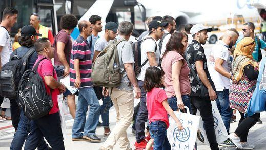 Llegan a España 164 refugiados... ya 'sólo' quedan 15.500 para cumplir lo comprometido en 2015