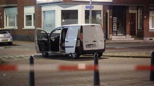 Detenido en Rotterdam un español que conducía una furgoneta cargada de bombonas de gas