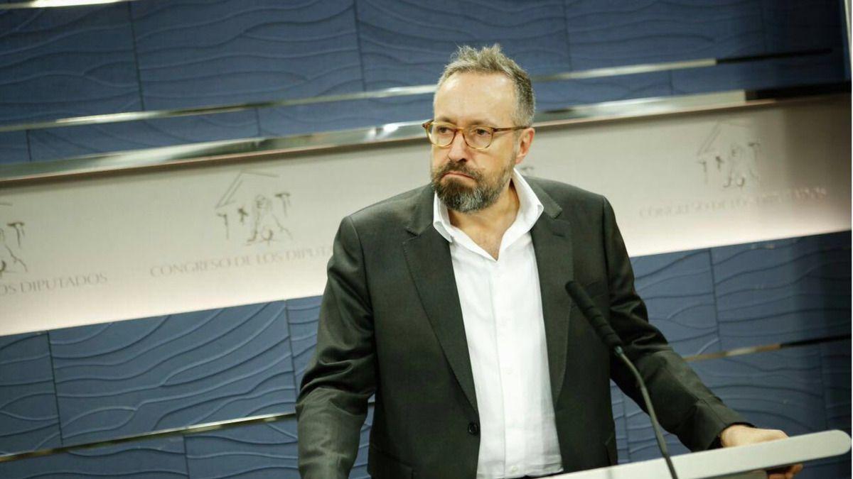 Ciudadanos se abstiene en la votación sobre la comparecencia de Rajoy en pleno por el caso Gürtel