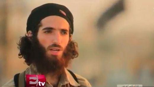 'El Cordobés' protagoniza el primer vídeo-amenaza del Estado Islámico a España en castellano